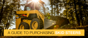 A Guide to Purchasing Skid Steers