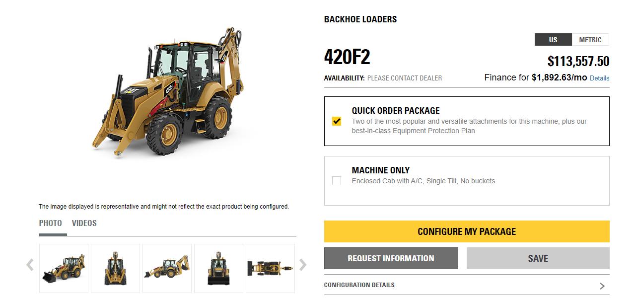 Shop.Cat.Com - Quick Order Package