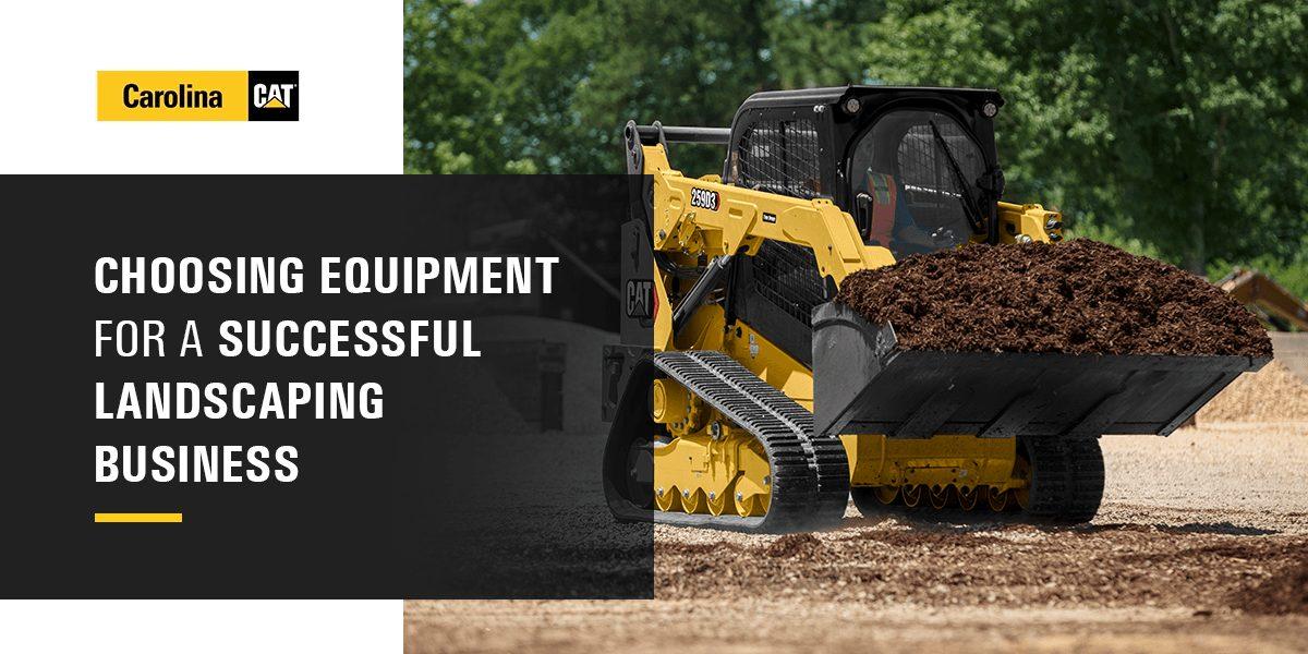 Equipment for Landscaping