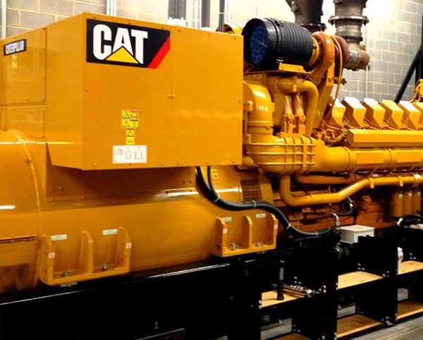 CAT PI Generators